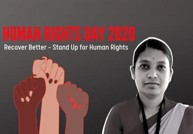 Sanitation Workforce On Human Rights Day